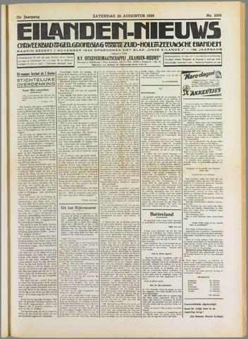 Eilanden-nieuws. Christelijk streekblad op gereformeerde grondslag 1939-08-26