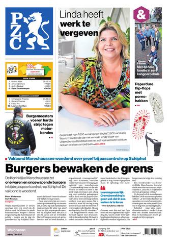 Provinciale Zeeuwse Courant 2017-07-07