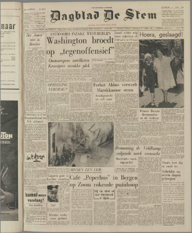 de Stem 1961-07-08