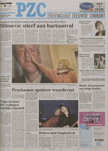 Provinciale Zeeuwse Courant 2006-03-13
