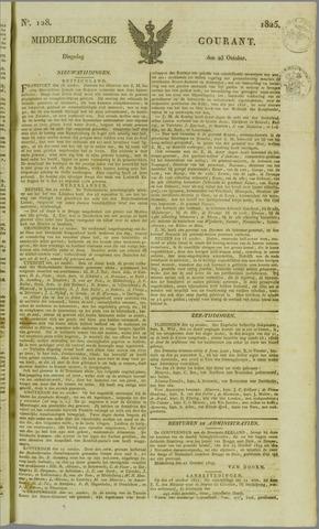 Middelburgsche Courant 1825-10-25