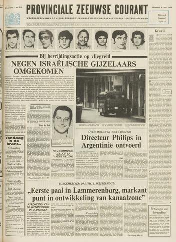 Provinciale Zeeuwse Courant 1972-09-06