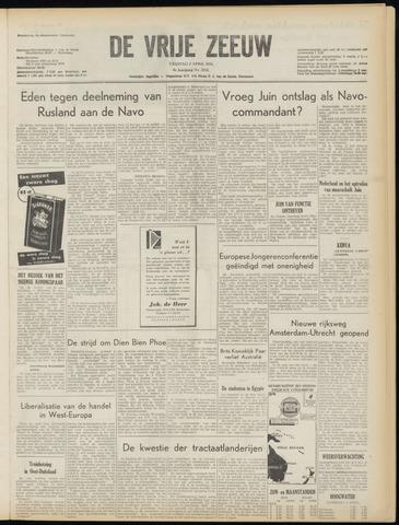 de Vrije Zeeuw 1954-04-02