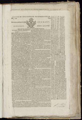 Middelburgsche Courant 1799-08-27