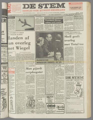 de Stem 1978-09-27