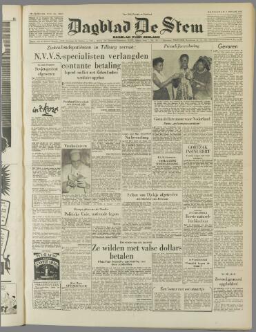 de Stem 1953-01-03