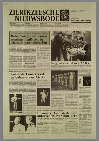 Zierikzeesche Nieuwsbode 1984-11-27