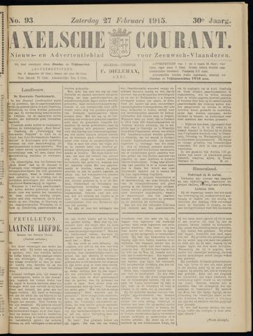 Axelsche Courant 1915-02-27