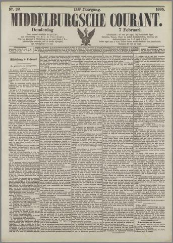 Middelburgsche Courant 1895-02-07