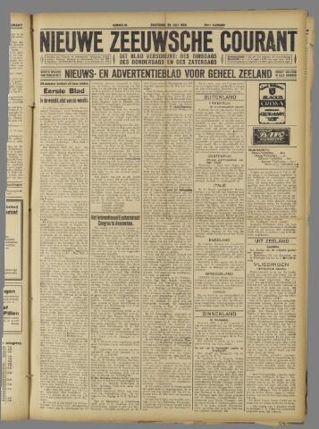 Nieuwe Zeeuwsche Courant 1924-07-26