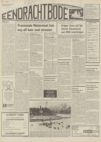 Eendrachtbode (1945-heden)/Mededeelingenblad voor het eiland Tholen (1944/45) 1979-01-18