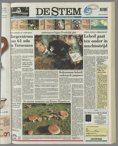 de Stem 1996-10-18