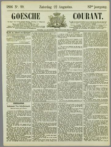 Goessche Courant 1896-08-22
