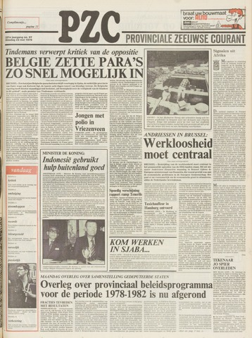 Provinciale Zeeuwse Courant 1978-05-23