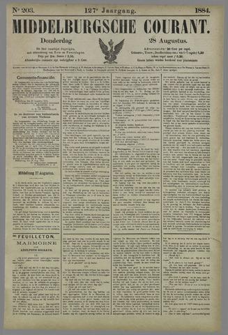 Middelburgsche Courant 1884-08-28