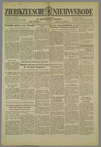 Zierikzeesche Nieuwsbode 1952-12-12