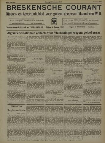 Breskensche Courant 1938-11-29