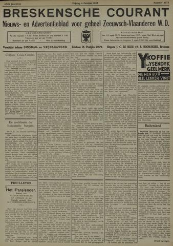 Breskensche Courant 1935-10-04
