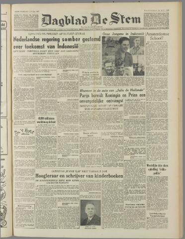 de Stem 1950-05-24