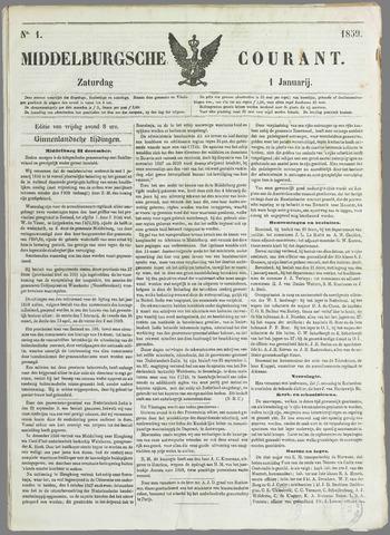 Middelburgsche Courant 1859