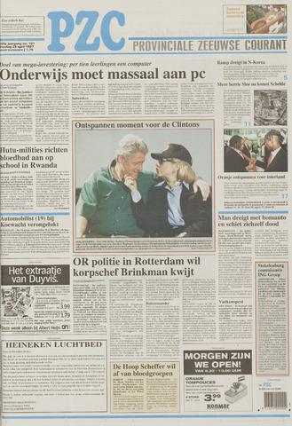 Provinciale Zeeuwse Courant 1997-04-29