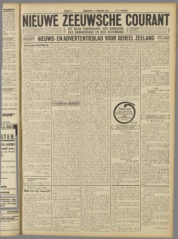 Nieuwe Zeeuwsche Courant 1931-02-05