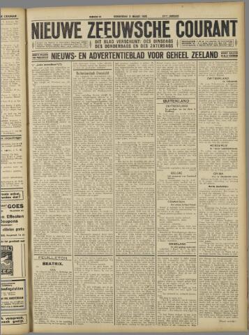 Nieuwe Zeeuwsche Courant 1926-03-11