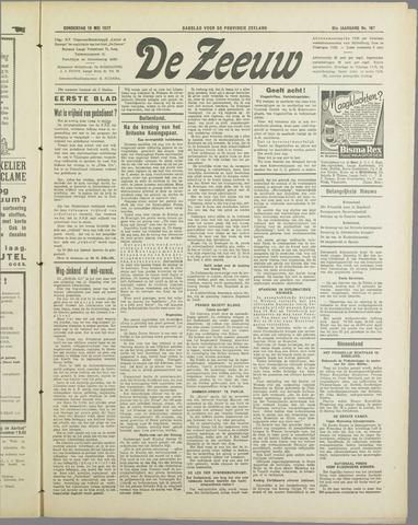 De Zeeuw. Christelijk-historisch nieuwsblad voor Zeeland 1937-05-13