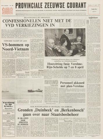 Provinciale Zeeuwse Courant 1971-03-23