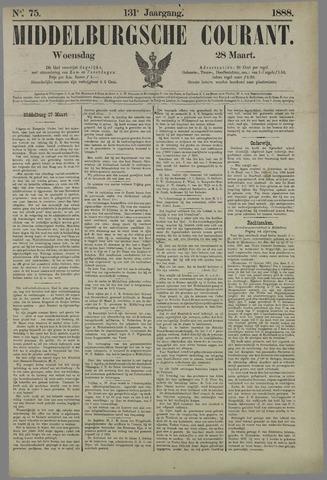 Middelburgsche Courant 1888-03-28