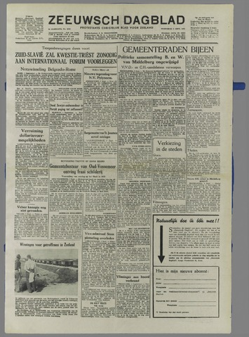 Zeeuwsch Dagblad 1953-09-02