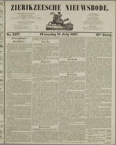 Zierikzeesche Nieuwsbode 1867-07-31