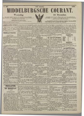 Middelburgsche Courant 1902-12-24