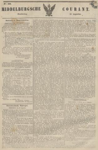 Middelburgsche Courant 1851-08-21