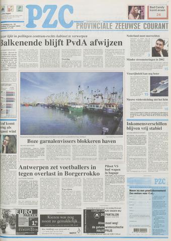 Provinciale Zeeuwse Courant 2003-01-22