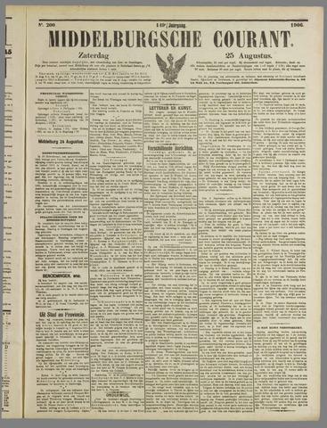 Middelburgsche Courant 1906-08-25