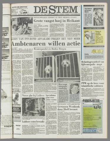 de Stem 1987-05-08
