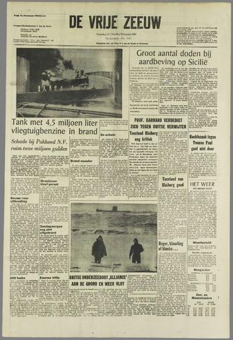 de Vrije Zeeuw 1968-01-15