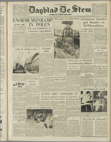 de Stem 1956-08-28