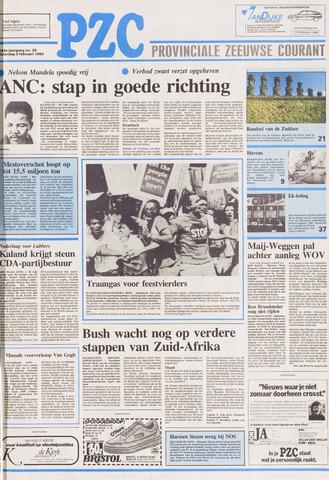 Provinciale Zeeuwse Courant 1990-02-03