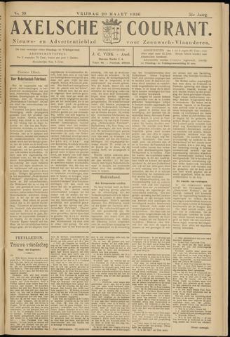 Axelsche Courant 1936-03-20