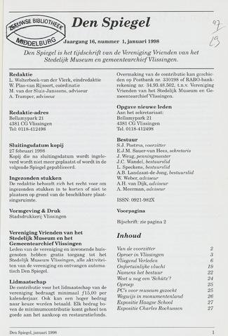 Den Spiegel 1998-01-01