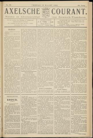 Axelsche Courant 1931-03-13