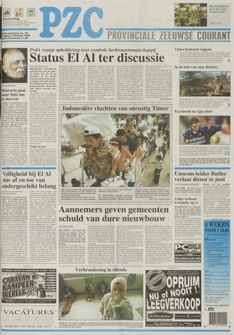 Provinciale Zeeuwse Courant 1999-02-05