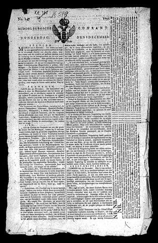 Middelburgsche Courant 1791-12-08