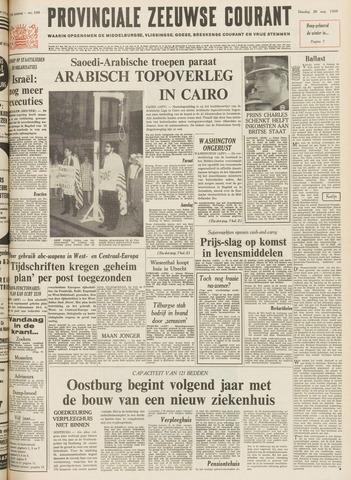 Provinciale Zeeuwse Courant 1969-08-26