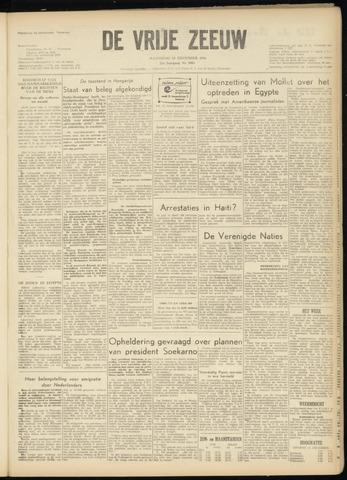 de Vrije Zeeuw 1956-12-10