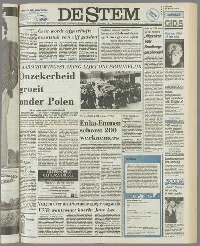 de Stem 1981-03-27