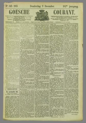 Goessche Courant 1915-12-09