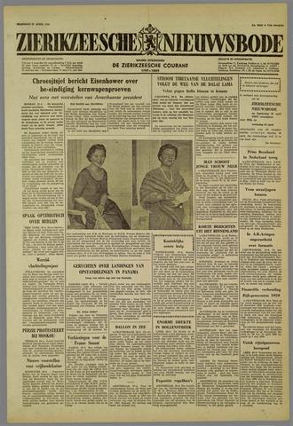 Zierikzeesche Nieuwsbode 1959-04-27